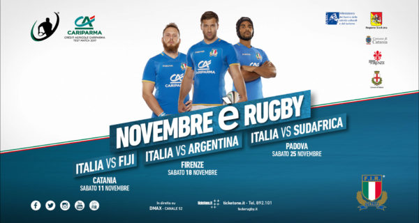 Test Match 2017 - Campagna pubblicitaria